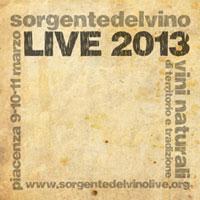 sorgentedelvino live 2013 - da agazzano a piacenza