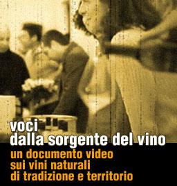 voci dalla sorgente del vino