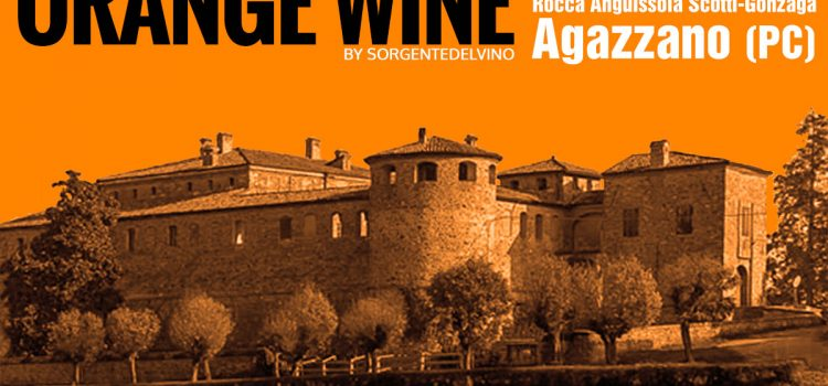 Gli Orange Wine al castello di Agazzano