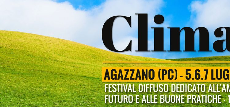 Climax Festival 2019: il cambiamento climatico